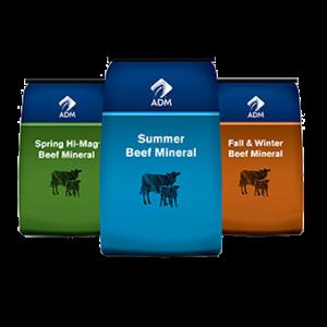ADM Seasonal Beef Range Minerals