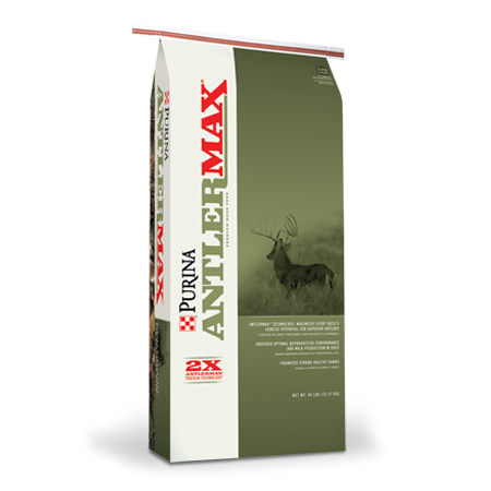 Purina AntlerMax Deer 20 with Climate Guard