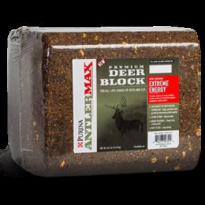 Antlermax Deer Block