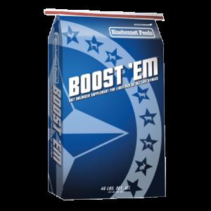 Bluebonnet Boost 'Em