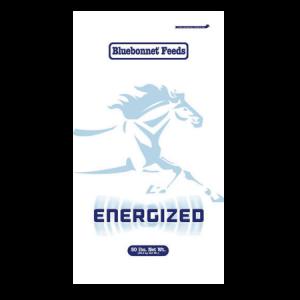 Bluebonnet Energized Textured Horse Feed