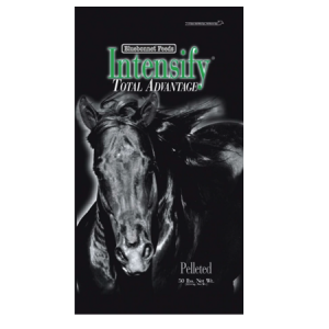Bluebonnet Intensify Total Advantage Horse Feed