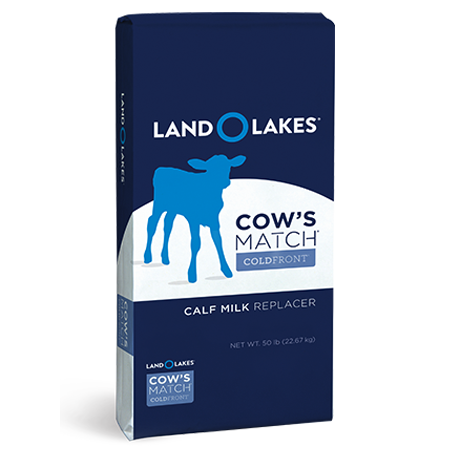 Land O' Lakes Cow's Match ColdFront