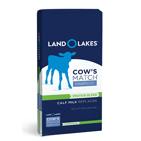 Land O' Lakes Cow's Match ColdFront Protein Blend