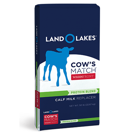 Land O' Lakes Cow's Match WarmFront Protein Blend
