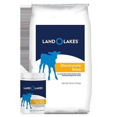 Land O' Lakes Electrolyte Base