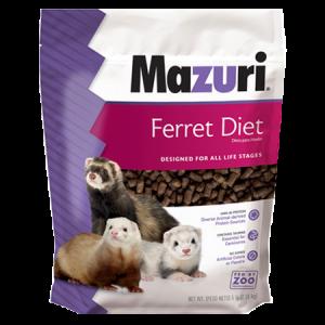 Mazuri Ferret Diet 5-lb Bag
