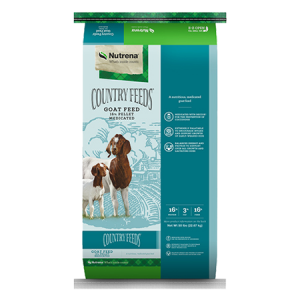 Nutrena Country Feeds 16 Pelleted Goat