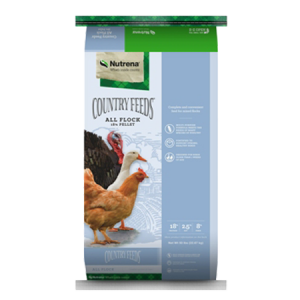 Nutrena Country Feeds All Flock