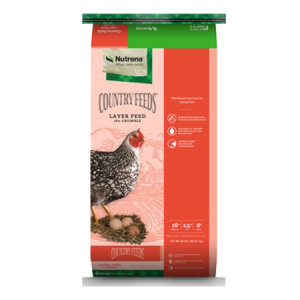 Nutrena Country Feed Layer 16 Crumble