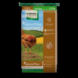 Nutrena NatureWise Scratch Grains 40-lb Bag