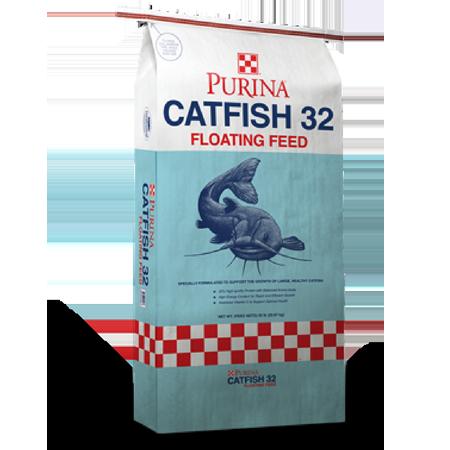 Purina Catfish 32 Floating Feed