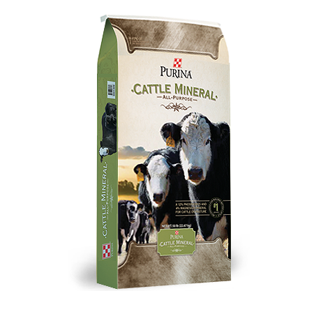 Purina All Purpose Cattle Mineral