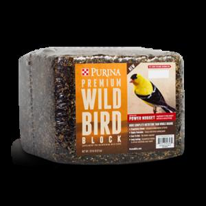 Purina Premium Wild Bird Block