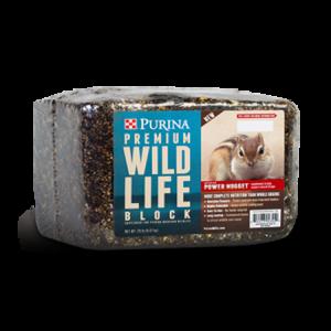 Purina Premium Wildlife Block