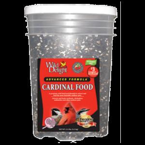 Wild Delight Advanced Cardinal Food Pail
