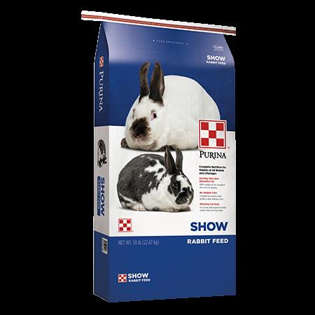 Purina Show Rabbit Feed