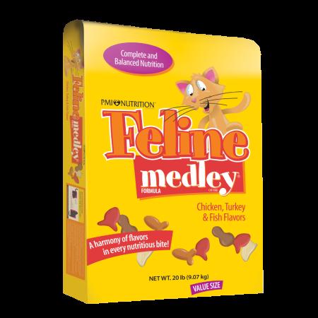 Feline Medley Cat Food