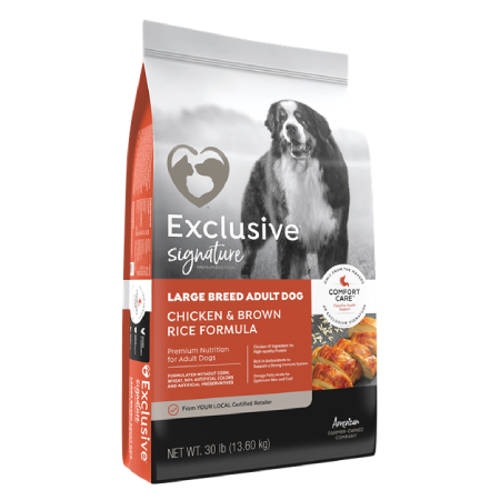 Exclusive Signature Large Breed Adult Dog Food