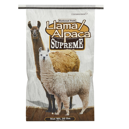Bluebonnet Llama Alpaca Supreme