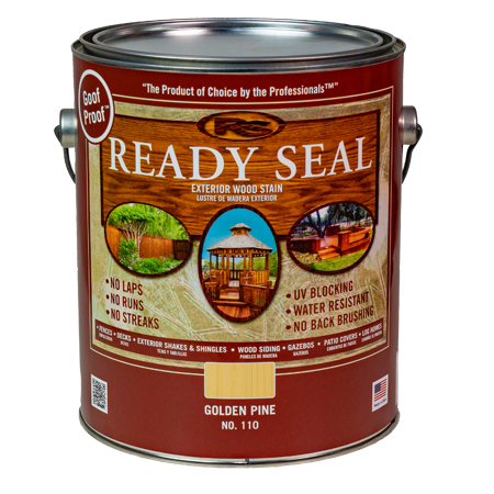 Ready Seal Golden Pine 110 Stain and Seal
