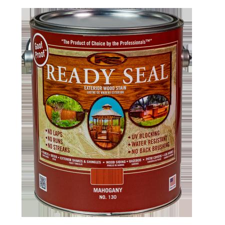 Ready Seal Mahogany 130 Stain and Sealer