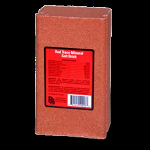 Roto Salt Red Trace