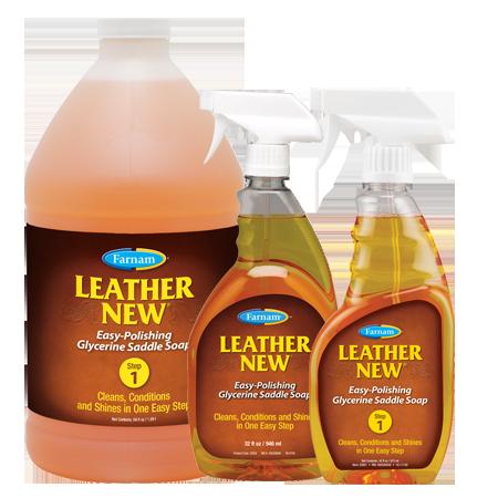 Farnam Leather new Self Polishing Glycerine Saddle Soap