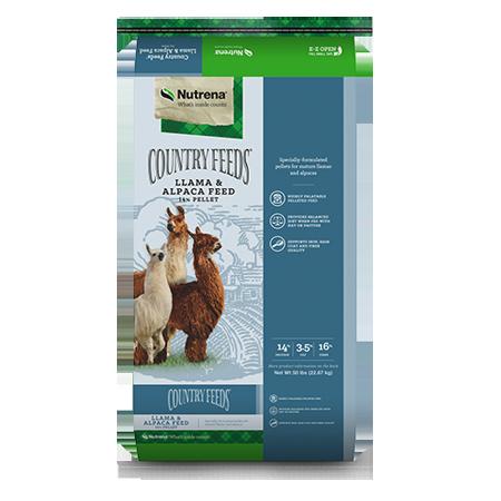 Nutrena Llama & Alpaca Feed