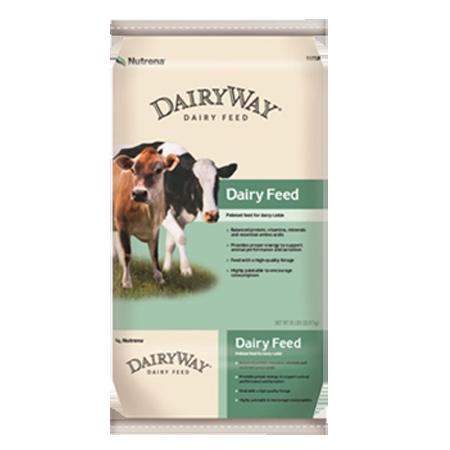 Nutrena DairyWay Dairy Feed