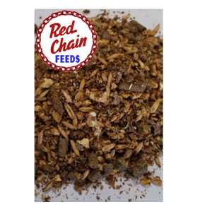 Red Chain 12% Stable Supreme Textured Horse Feed