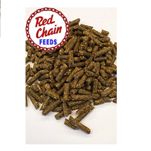 Red Chain 14% Alfa-Shine Pellet