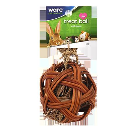 "Ware 4"" Edible Treat Ball"