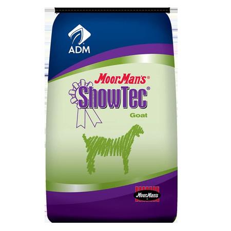 ADM Moormans ShowTec Goat Feed