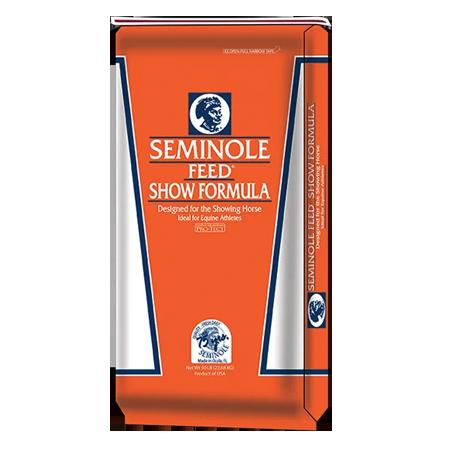 Seminole Show Formula Horse Feed