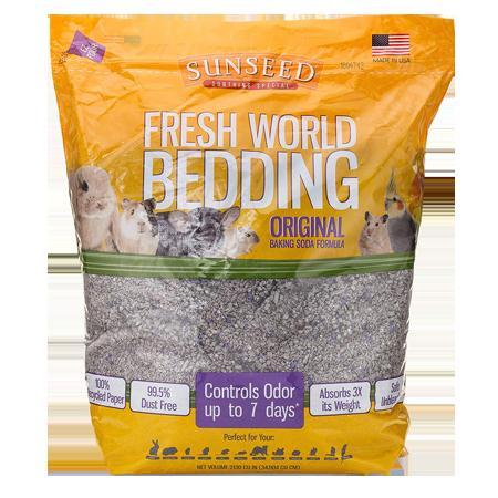 Sunseed Fresh World Small Animal Bedding