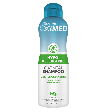 TropiClean Oxymed Shampoo