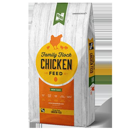 Nemo Family Flock Non-GMO Chicken Feed