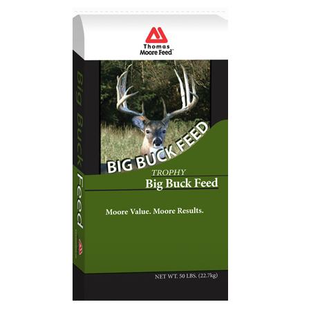 Thomas Moore Big Buck 17 Deer Feed