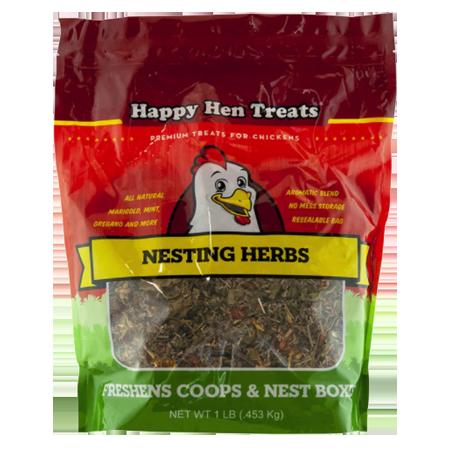 Happy Hen Nesting Herbs