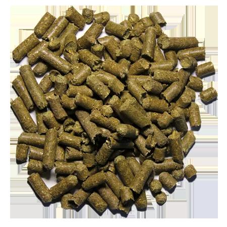 New Country Organics Lespedeza Pellet Dewormer