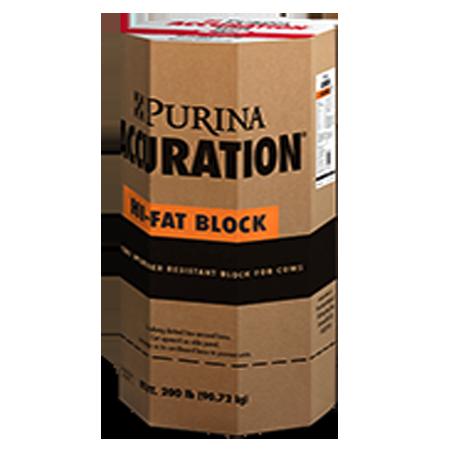 Purina Accuration Hi-Fat Box