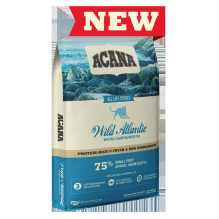 Acana Wild Atlantic Dry Cat Food
