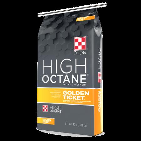 High Octane Golden Ticket 40-lb Bag