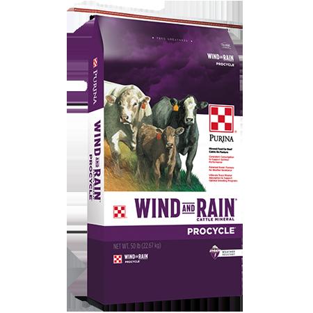Purina Wind and Rain ProCycle Minerals