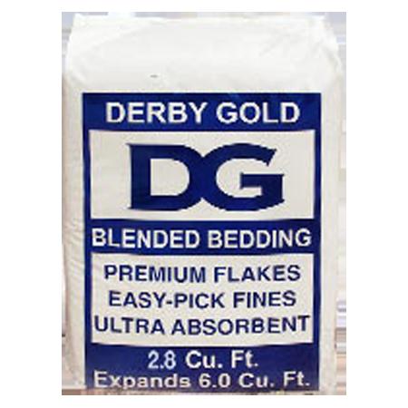 Derby Gold Blended Bedding