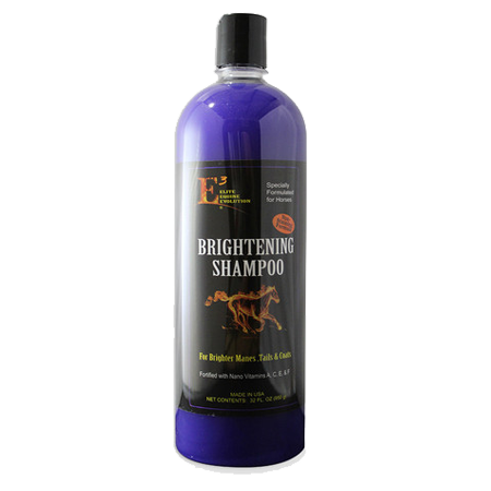 E3 Elite Equine Evolution Brightening Shampoo