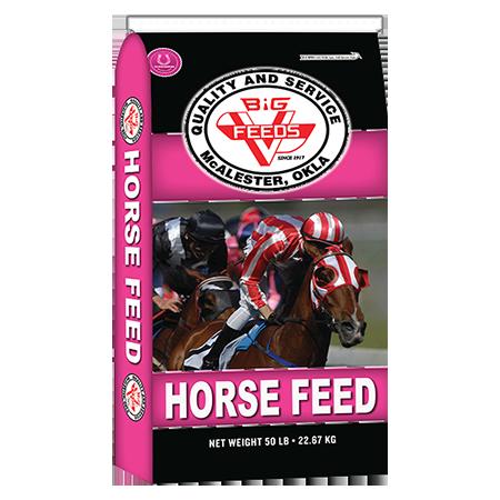 Big V 12-8 Horse Pellet