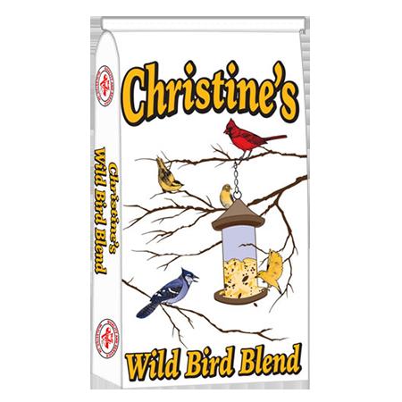 Christine's Wild Bird Feed