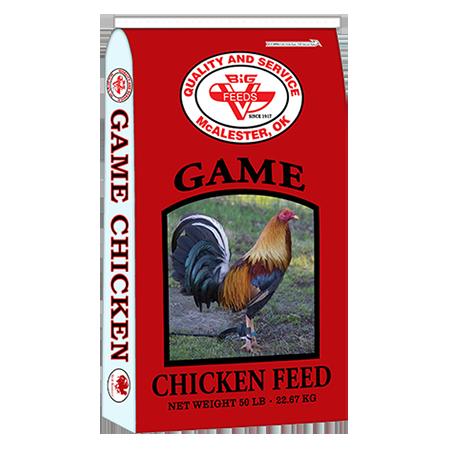 Big V Game Cock Krumbles